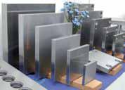 Gefräste/P-Platten/Systemplatten