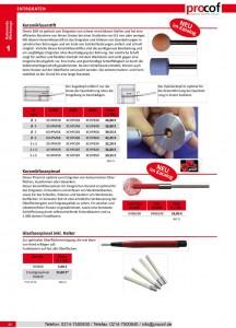 Entgraten-Keramikfaser-Stift-Pinsel